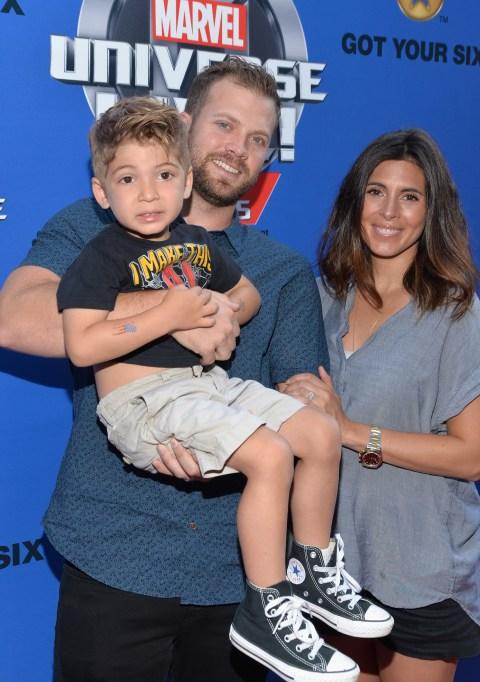 Beau Kyle Dykstra: Leo celebrity babies