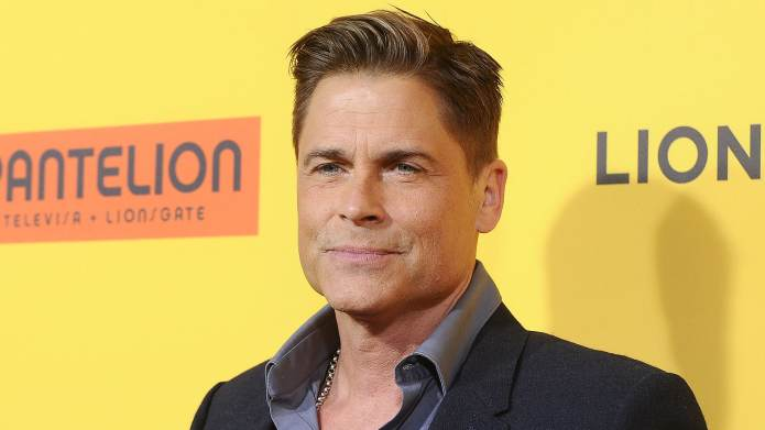 Rob Lowe & Sons Have a