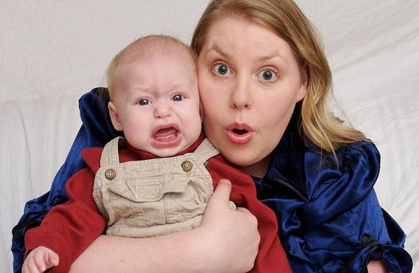 20 Baby photo fails that made