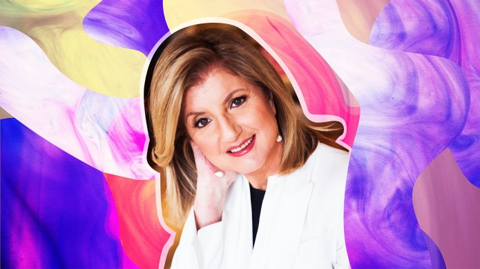 Arianna Huffington Is Helping Us Build