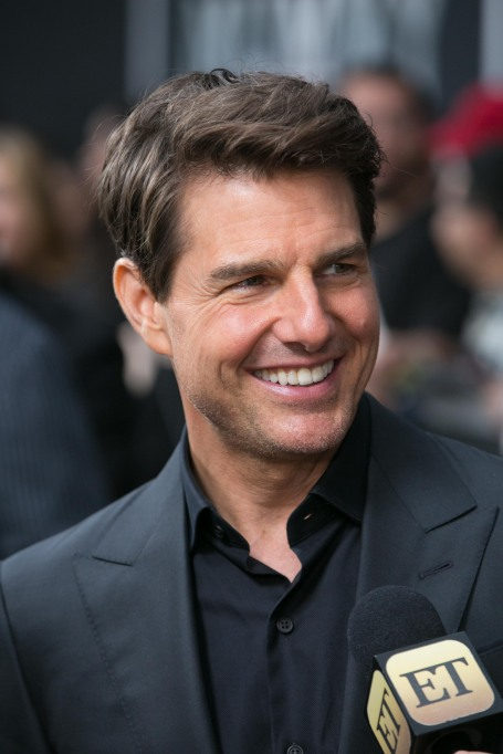 15 Celebrities who Overcame Poverty: Tom Cruise