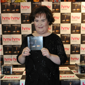 Susan Boyle reveals she suffers from