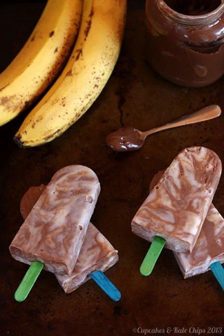 Froyo Ice Pops