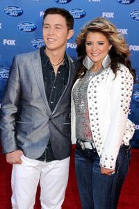 Scotty McCreery and Lauren Alaina releasing