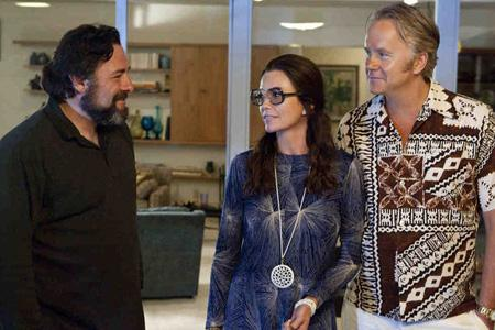 Diane Lane plays first reality show
