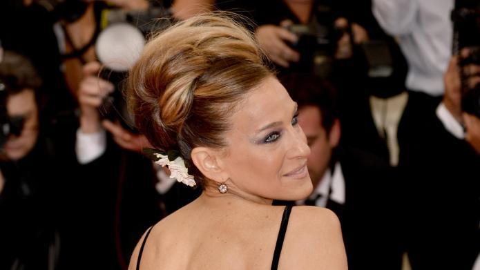 Sarah Jessica Parker's Met Gala hairstyle