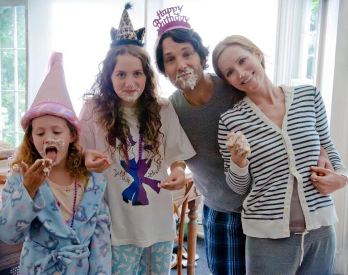 Mother/Daughter Duos in Film: Leslie Mann & Iris and Maude Apatow