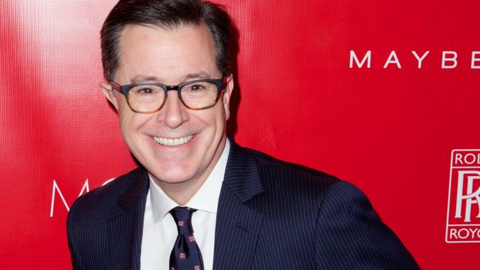 Stephen Colbert makes a long-overdue promise