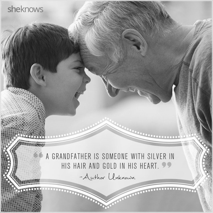 12 Grandparents Day quotes your Nana would print for her
