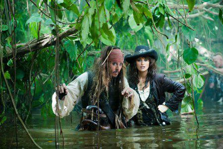 Pirates of the Caribbean: On Stranger