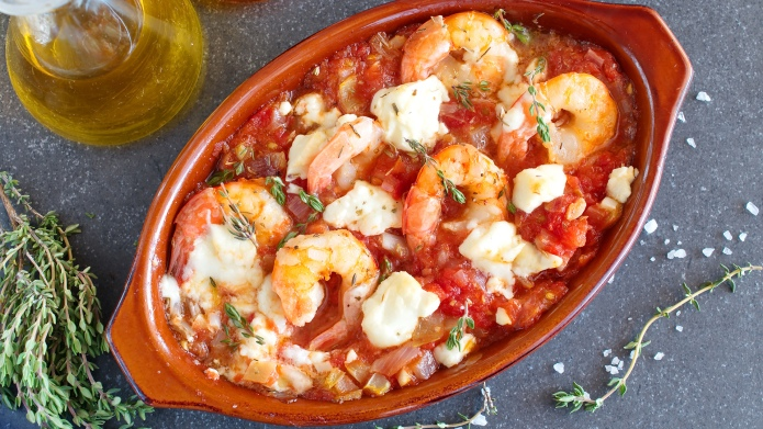 Simple and healthy Mediterranean dishes