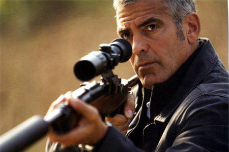 George Clooney and The American strike