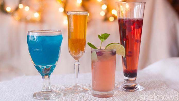 4 Festive holiday mocktails to enjoy