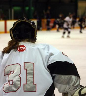 Women's fitness: Hockey for a hot