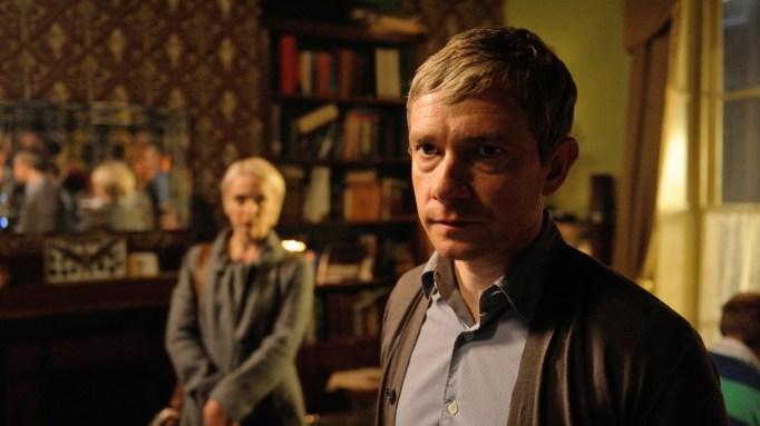 Martin Freeman Sherlock