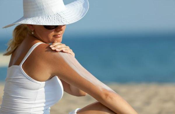 Is your sunscreen making you break