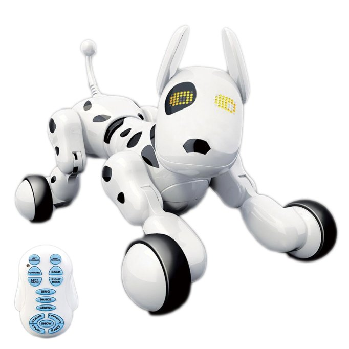 What To Get the Kid Who Really Wants a Dog | Hi Tech Remote Control Robot Interactive Puppy Dog