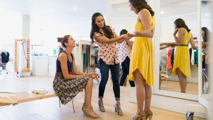 10 Thoughts you have shopping at