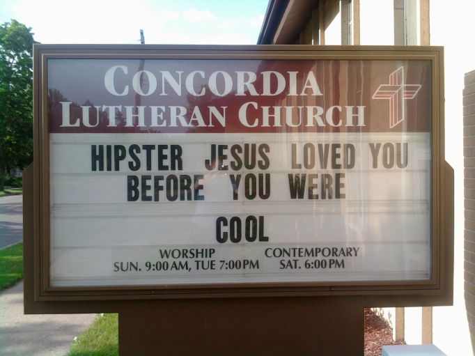 funny-church-signs-hipster-jesus