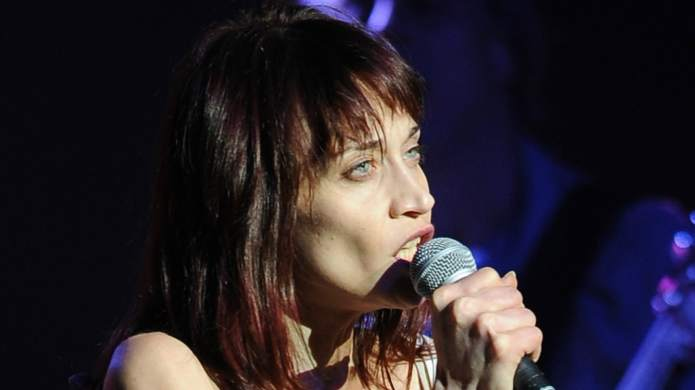 Fiona Apple's not holding back in