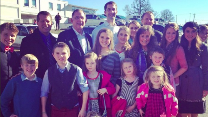 Leader of Duggar family ministry sued