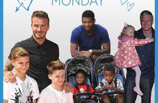 Man Crush Monday: Hot celebrity dads