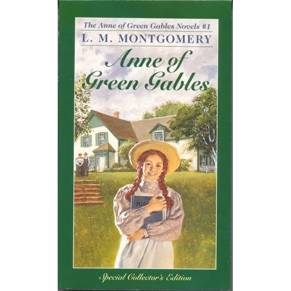 Books for girls: Anne of Green Gables