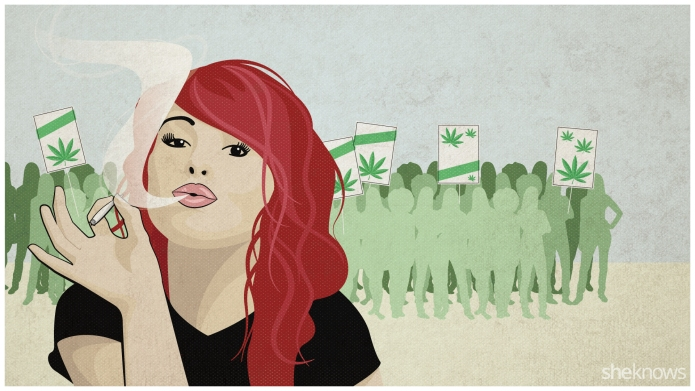 Women and weed: Why women are