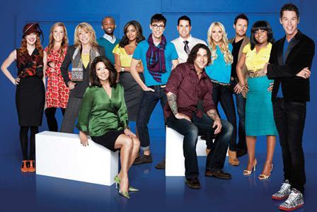Design Star season 7: Kardashian office