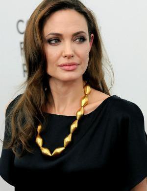 Angelina Jolie says she's no copycat