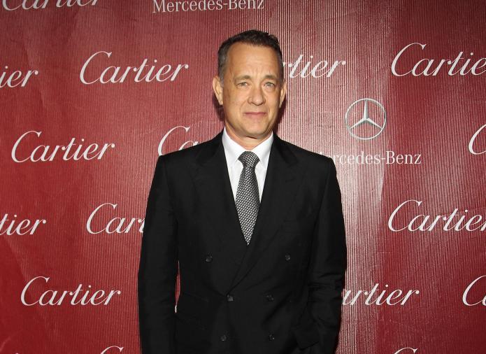 Tom Hanks reunites with a special