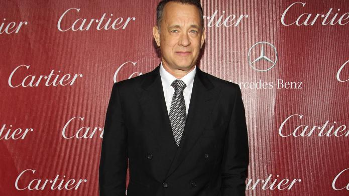 Tom Hanks reunites with a special