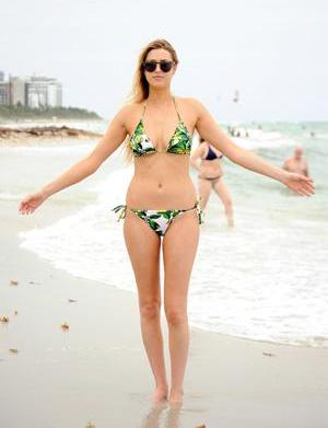 What celebrities' swimsuits reveal about them