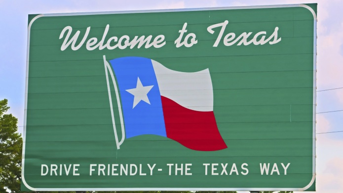 Don't move to Texas if you