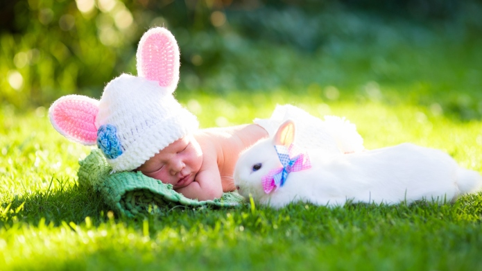 Easter-Inspired Baby Girl Names Are Perfect