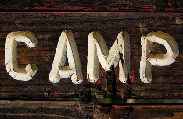 Packing tips for overnight summer camp