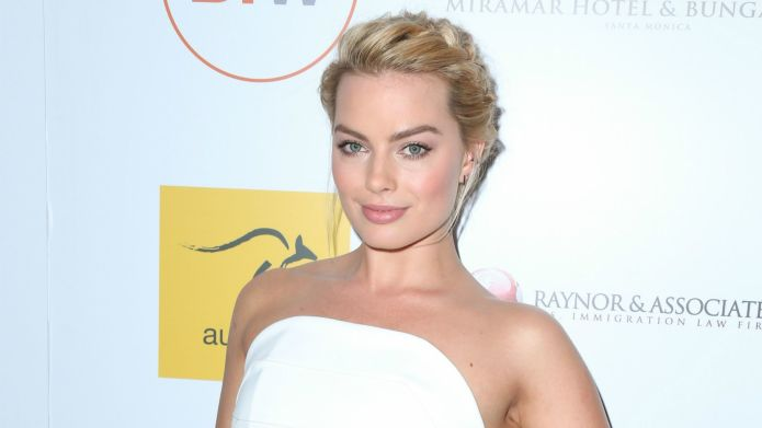Don't call Margot Robbie unrecognizable because