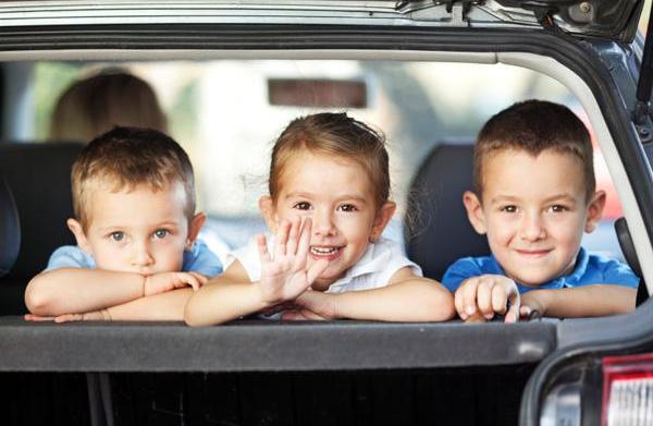 Travel kits for kids: 15 ideas