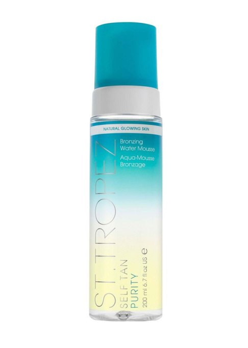 St. Tropez Self-Tan Purity Bronzing Water Mousse