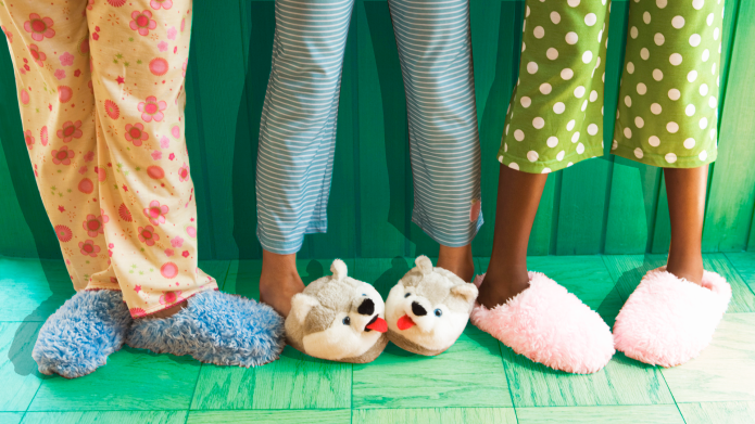 What Makes a Safe Sleepover for
