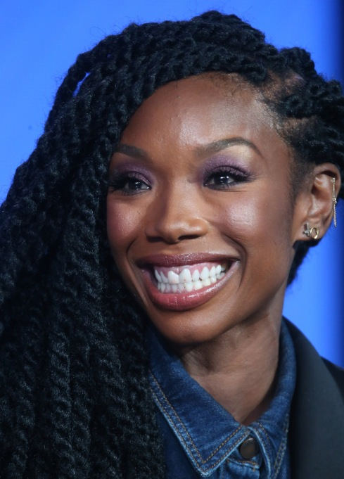 Celebrities On Their Favorite Thanksgiving Dishes | Brandy