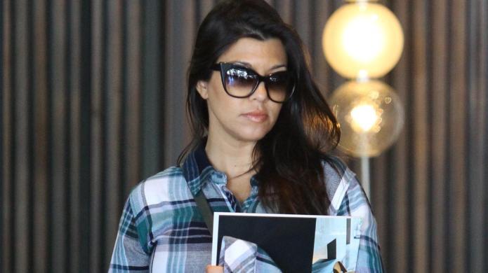 Kourtney Kardashian dishes on whether she'll
