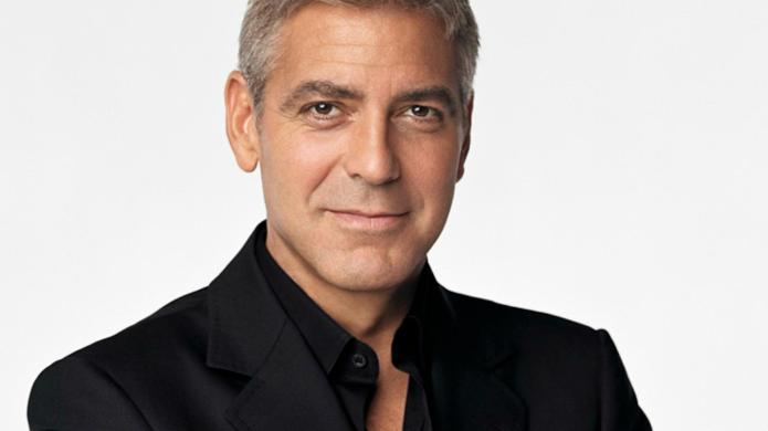 George Clooney to be honored at