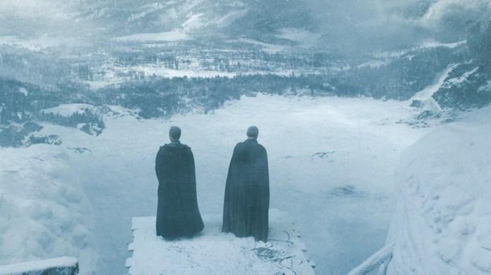 Major Game of Thrones prop set