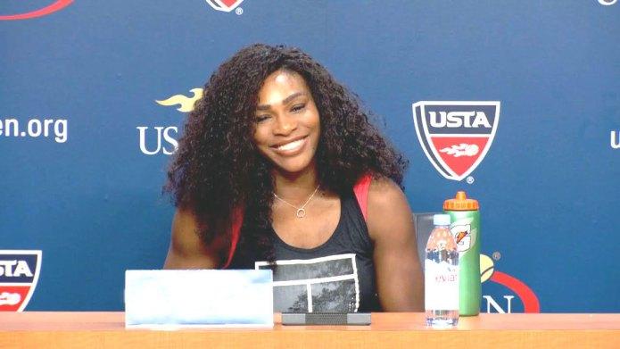 Serena Williams shames reporter for stupid