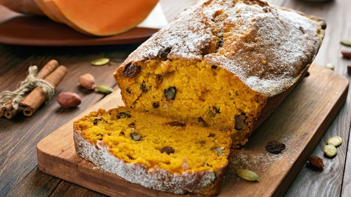 Every pumpkin bread recipe we're craving