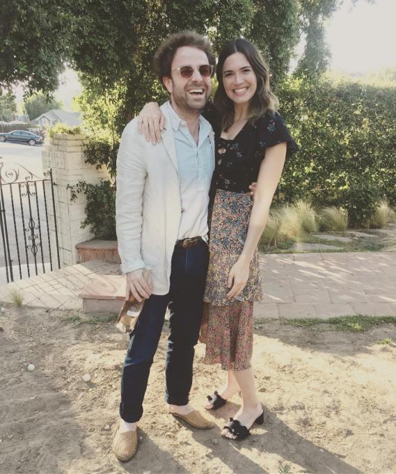 Celebrity Engagements: Mandy Moore