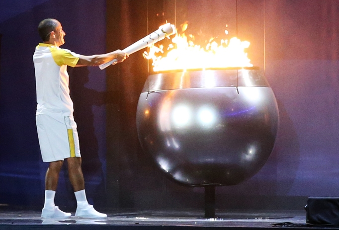 Vanderlei Cordeiro de Lima Olympics 2016