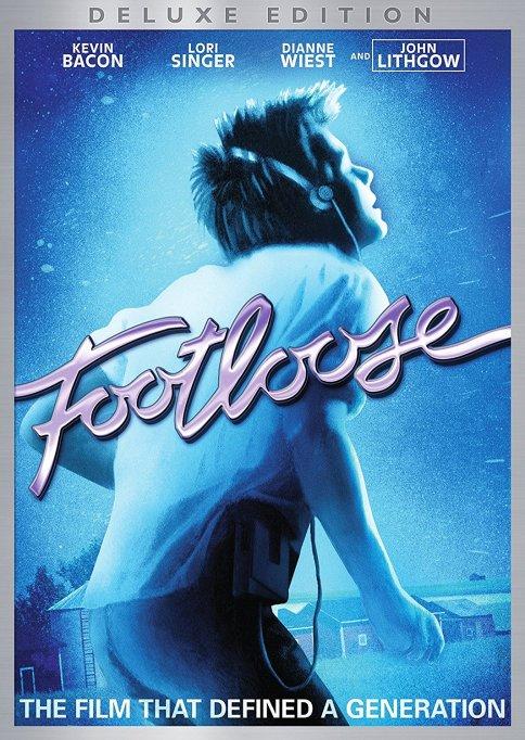 'Footloose' DVD art
