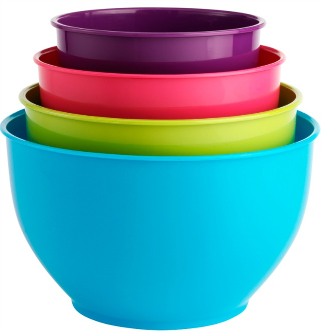 Brighten up your kitchen with colourful accessories